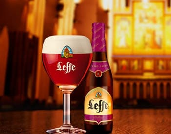 Leffe Radieuse en Bodecall