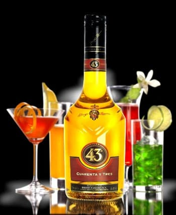 Licor 43 in Bodecall