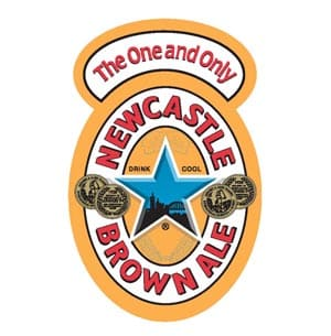 Newcastle Brown Ale en Bodecall