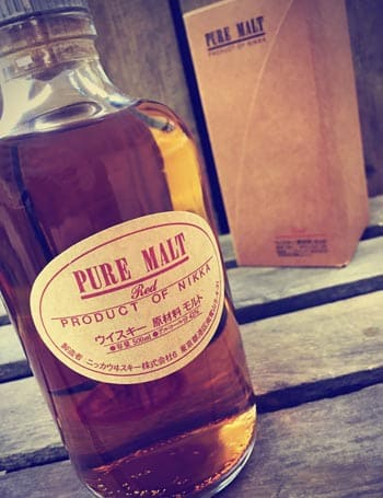 Whisky Nikka Pure Red Malt en Bodecall