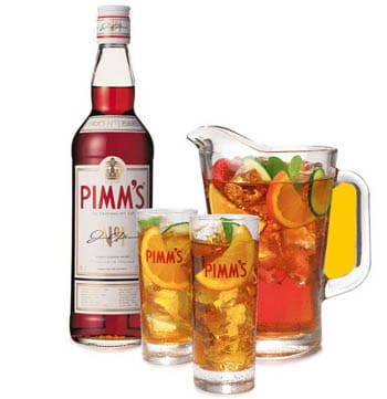 Pimm's en Bodecall
