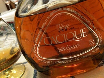 Ron Cacique Antiguo en Bodecall