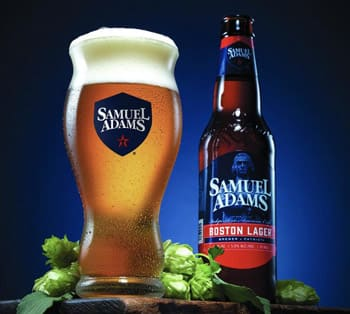 Samuel Adams Boston Lager en Bodecall