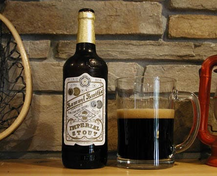 Samuel Smith's Imperial Stout en Bodecall