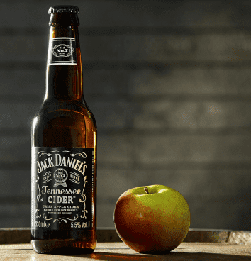 Sidra Jack Daniels Tennessee Cider en Bodecall