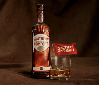Whiskey Southern Comfort en Bodecall