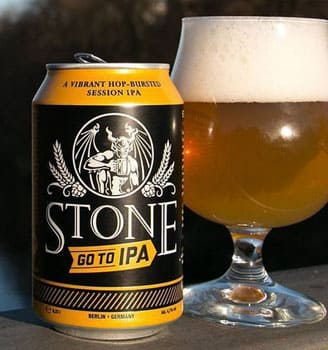 Stone Go To IPA en Bodecall