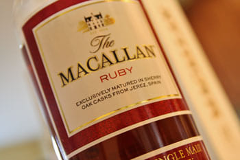 The Macallan Ruby en Bodecall