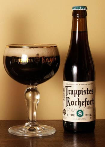Trappistes Rochefort 8 en Bodecall