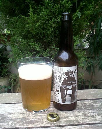 Spencer India Pale Ale en Bodecall