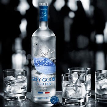 Vodka Grey Goose en Bodecall