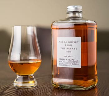 Whisky Nikka From The Barrel  en Bodecall