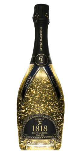 1818 Brut Reserva Nature Gold
