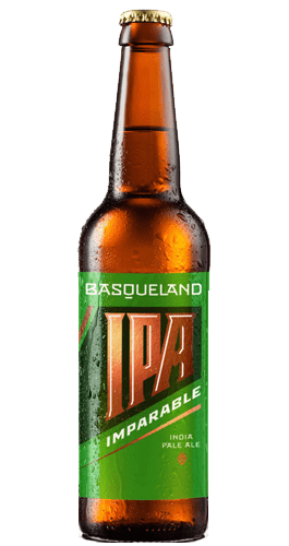 Imparable IPA Basqueland Brewing Project