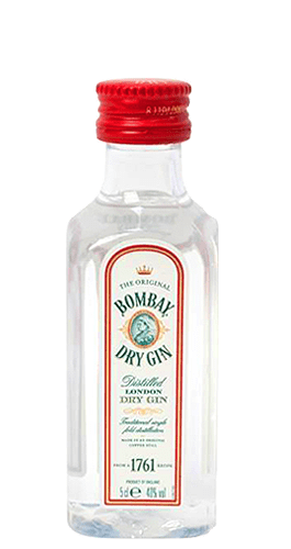 Bombay Dry Gin 5 cl