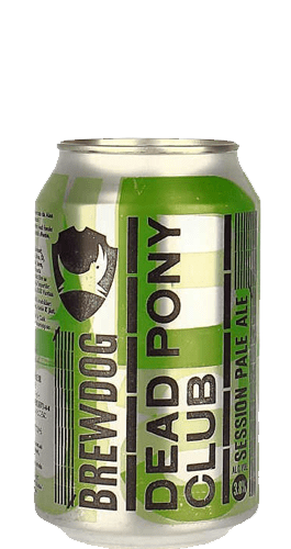 Brewdog Dead Pony Club lata