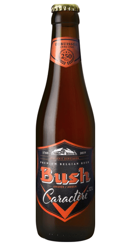 Bush Amber Strong Ale - Bodecall