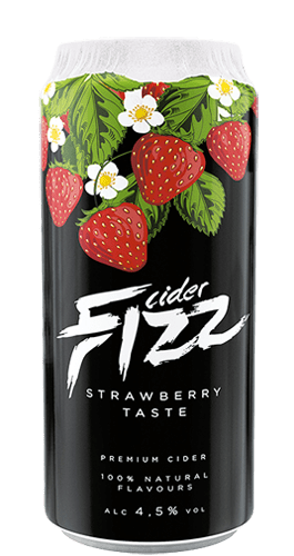 Fizz Cider Strawberry Taste