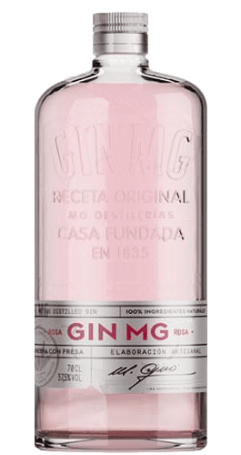 Gin MG Fresa Strawberry