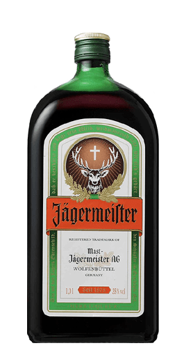 Licor Jagermeister 1 L