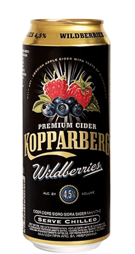 Kopparberg Wildberries