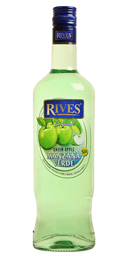 Rives Apple Liqueur Alcohol Free