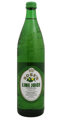 Lima Rose's Lime Juice Cordial