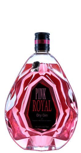 Pink Royal Dry Gin