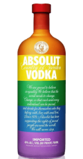Absolut Colours Edition
