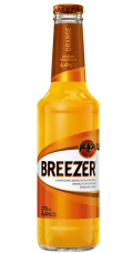 Bacardi Breezer Naranja Orange