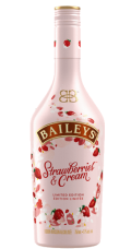 Licor Bailey's Strawberry & Cream