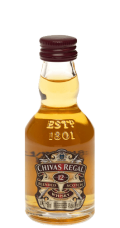 Whisky Chivas Regal 5 cl