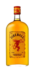 Fireball Cinnamon Whisky Canela