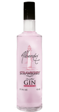 Gin Alborán Strawberry Fresa