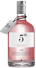 Gin 5th Fire Red Fruits