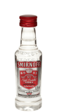 Vodka Smirnoff 5 cl