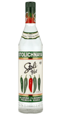 Stolichnaya Stoli Hot Chili Vodka