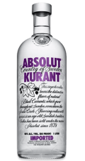 Vodka Absolut Kurant 1 L