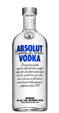 Vodka Absolut 70 cl
