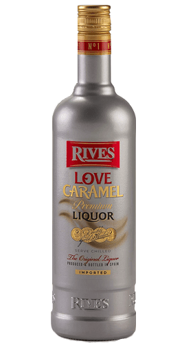 Rives Love Caramel Liquor
