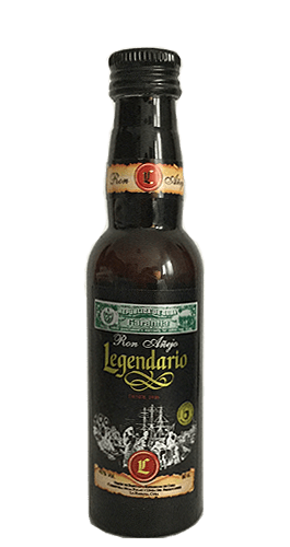 Ron Legendario Añejo 6 cl