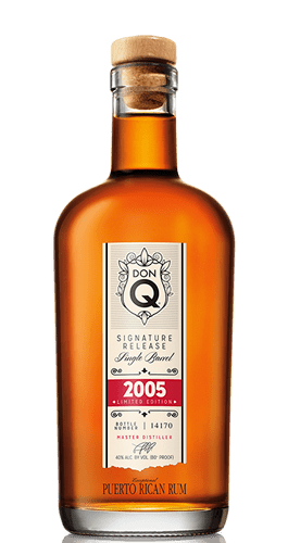Ron Don Q Signature Release Single Barrel 2005