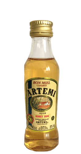 Ron Miel Artemi Honey Rum 4 cl