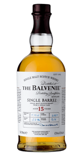 The Balvenie Aged 15 Years