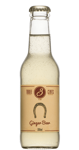 Three Cents Jengibre Ginger Beer