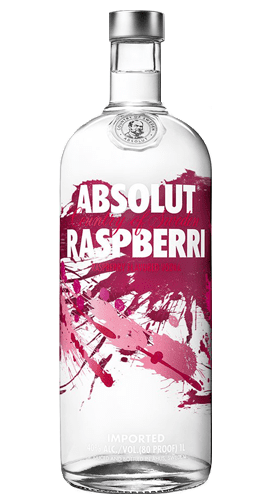 Vodka Absolut Raspberry 1 L