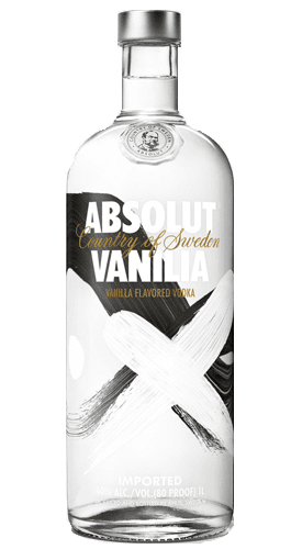 Vodka Absolut Vainilla 1 L