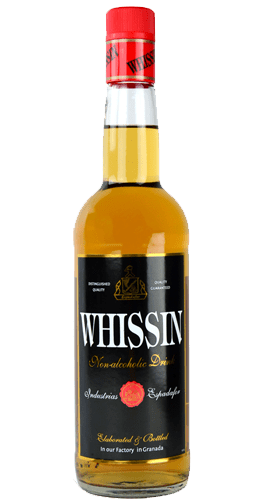 Whissin Whisky Sin Alcohol